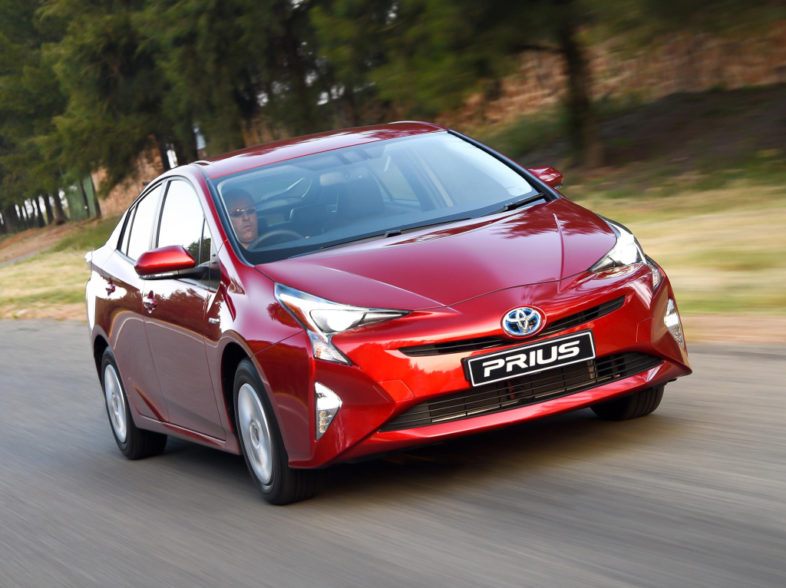 23 years of Toyota Prius 21