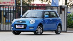 Lifan Autos to Focus on EVs only- Most Gasoline Engine Models Discontinued 1