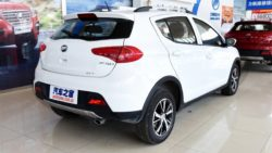Lifan Autos to Focus on EVs only- Most Gasoline Engine Models Discontinued 89