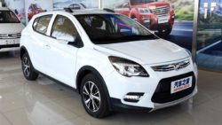Lifan Autos to Focus on EVs only- Most Gasoline Engine Models Discontinued 88