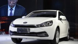 FAW A70 Sedan Launched In China 20