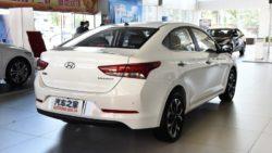 2017 Hyundai Verna Launched in China 10