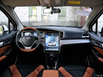 Enranger G5- An Impressive Car By a Newbie Automaker 6