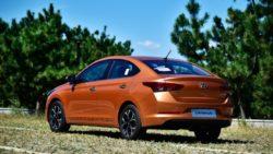 2017 Hyundai Verna Launched in China 4