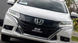 Honda Gienia Launched in China 1