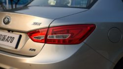 FAW A70 Sedan Launched In China 8