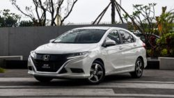 Honda Gienia Launched in China 2
