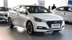 2017 Hyundai Verna Launched in China 9