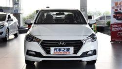 2017 Hyundai Verna Launched in China 8