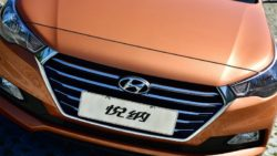 2017 Hyundai Verna Launched in China 2
