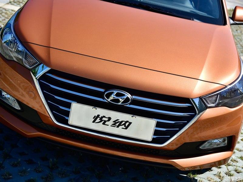 2017 Hyundai Verna Launched in China 1
