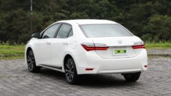 Corolla Altis Facelift Launched In Taiwan 4