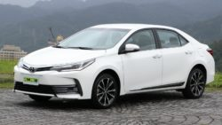 Corolla Altis Facelift Launched In Taiwan 5