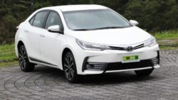 Corolla Altis Facelift Launched In Taiwan 3