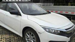 Honda Civic 1.0 Turbo to Launch in China by Year End 1
