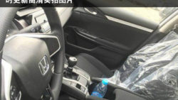 Honda Civic 1.0 Turbo to Launch in China by Year End 5