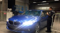 BMW 1-Series Sedan Spotted Ahead of Guangzhou Auto Show 5
