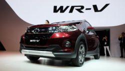 Honda Unveils the WR-V Crossover at 2016 Sao Paulo Auto Show 1