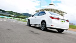 Corolla Altis Facelift Launched In Taiwan 15