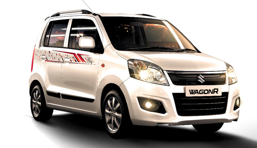 Maruti Suzuki Launches 'WagonR Felicity' at INR 4.40 lacs 5