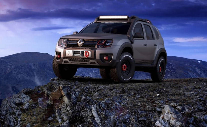 Renault Duster Extreme Concept Unveiled At Sao Paulo Motor Show 1