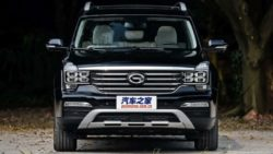 GAC Trumpchi GS8- The Finest Chinese SUV Ever 2