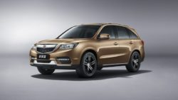 Clone Country: Jinbei of China Copies Acura MDX 14