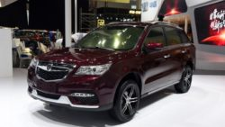 Clone Country: Jinbei of China Copies Acura MDX 5