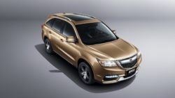 Clone Country: Jinbei of China Copies Acura MDX 15