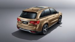 Clone Country: Jinbei of China Copies Acura MDX 16
