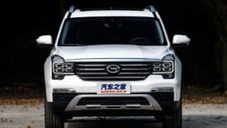 GAC Trumpchi GS8- The Finest Chinese SUV Ever 16