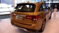 Clone Country: Jinbei of China Copies Acura MDX 7