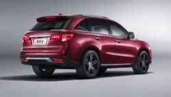 Clone Country: Jinbei of China Copies Acura MDX 4