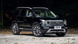 GAC Trumpchi GS8- The Finest Chinese SUV Ever 1