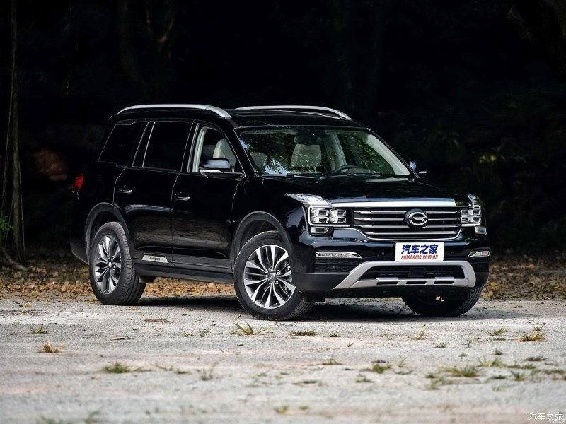 GAC Trumpchi GS8- The Finest Chinese SUV Ever 3