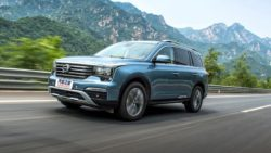 GAC Trumpchi GS8- The Finest Chinese SUV Ever 12