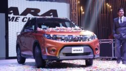 Pak Suzuki Launched The Vitara Compact SUV- Priced From 34.9 Lac 3