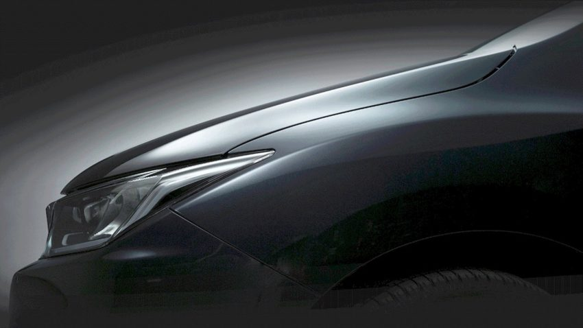 New Honda City 2017- Details Leaked 1
