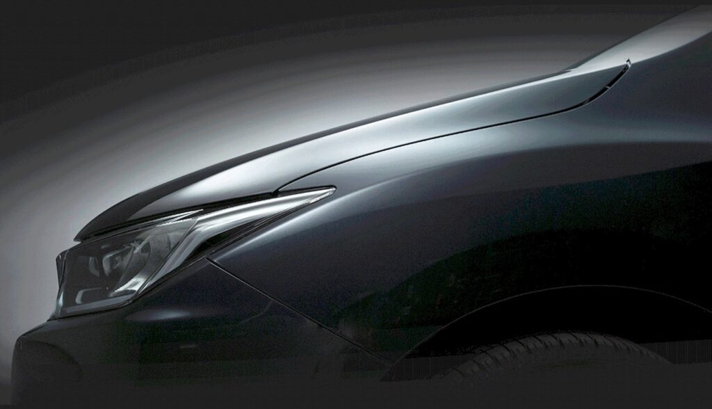 2017 Honda City front wing teased