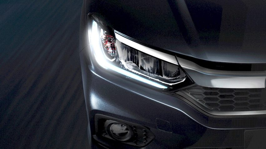 Teaser- New Honda City 2017 2