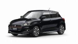 2017 Suzuki Swift Launched in Japan 7