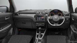 2017 Suzuki Swift Launched in Japan 10