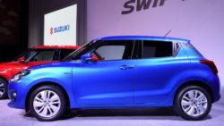 2017 Suzuki Swift profile launch event