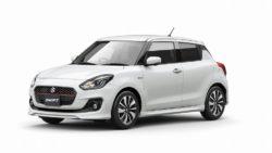 2017 Suzuki Swift Launched in Japan 3