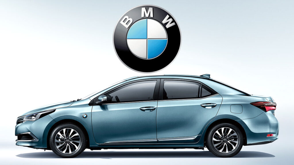 12th Gen Toyota Corolla Might Get BMW Engine 7
