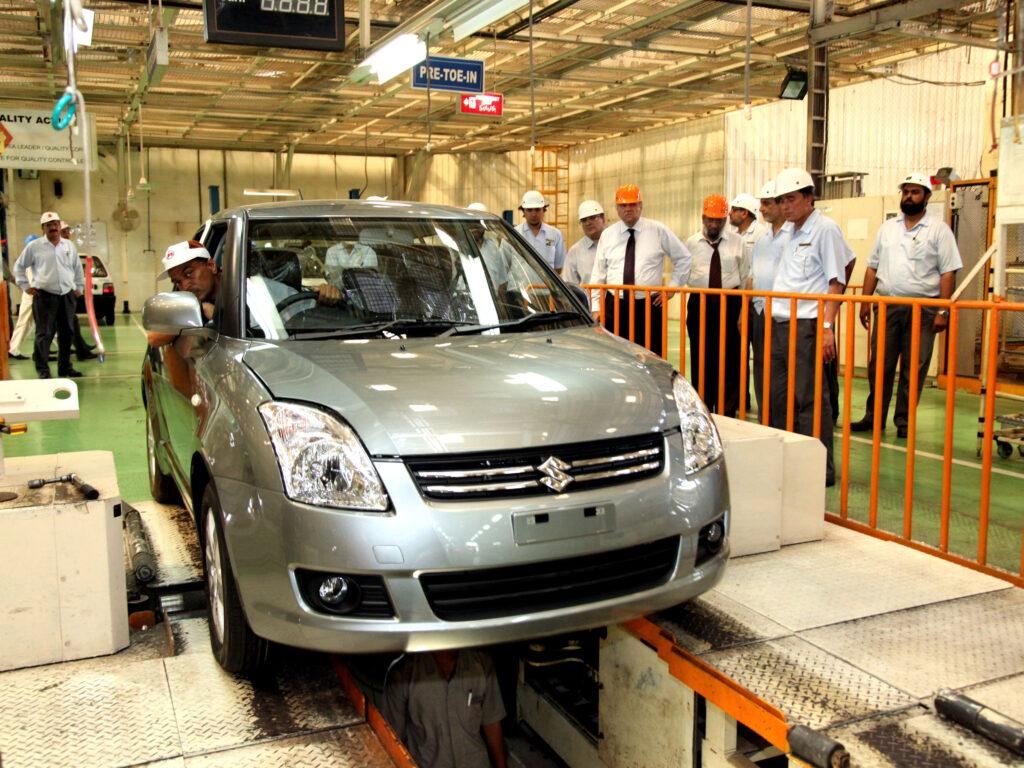 Pak Suzuki Plans To Invest $460m On Second Manufacturing Plant 9