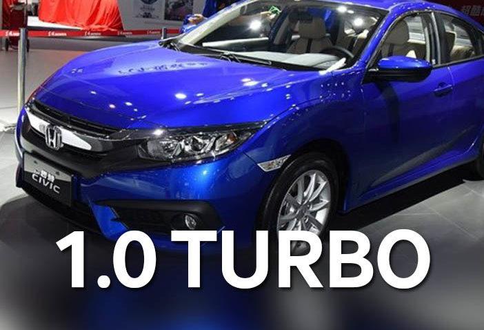 Honda Civic 1.0T Debuts in China 1