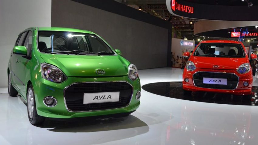 Toyota and Daihatsu to Create Small Car Company for Emerging Markets 1