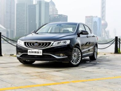 Geely Design Chief Peter Horbury Talks About Creating an Image for the Rising Brand 13