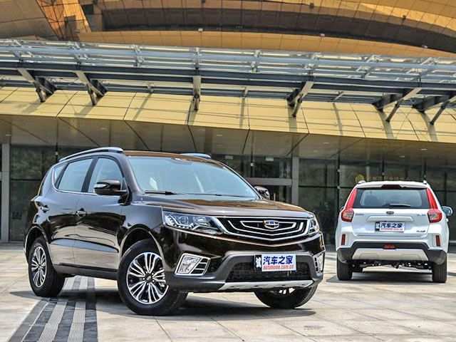 Geely Design Chief Peter Horbury Talks About Creating an Image for the Rising Brand 16